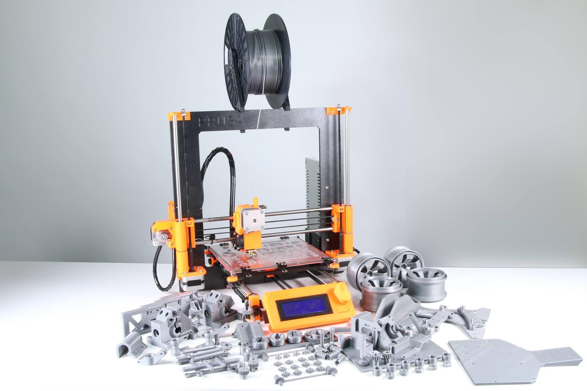 3D Tiskarna
