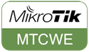 Obrázek MTCWE - MikroTik Certified Wireless Engineer