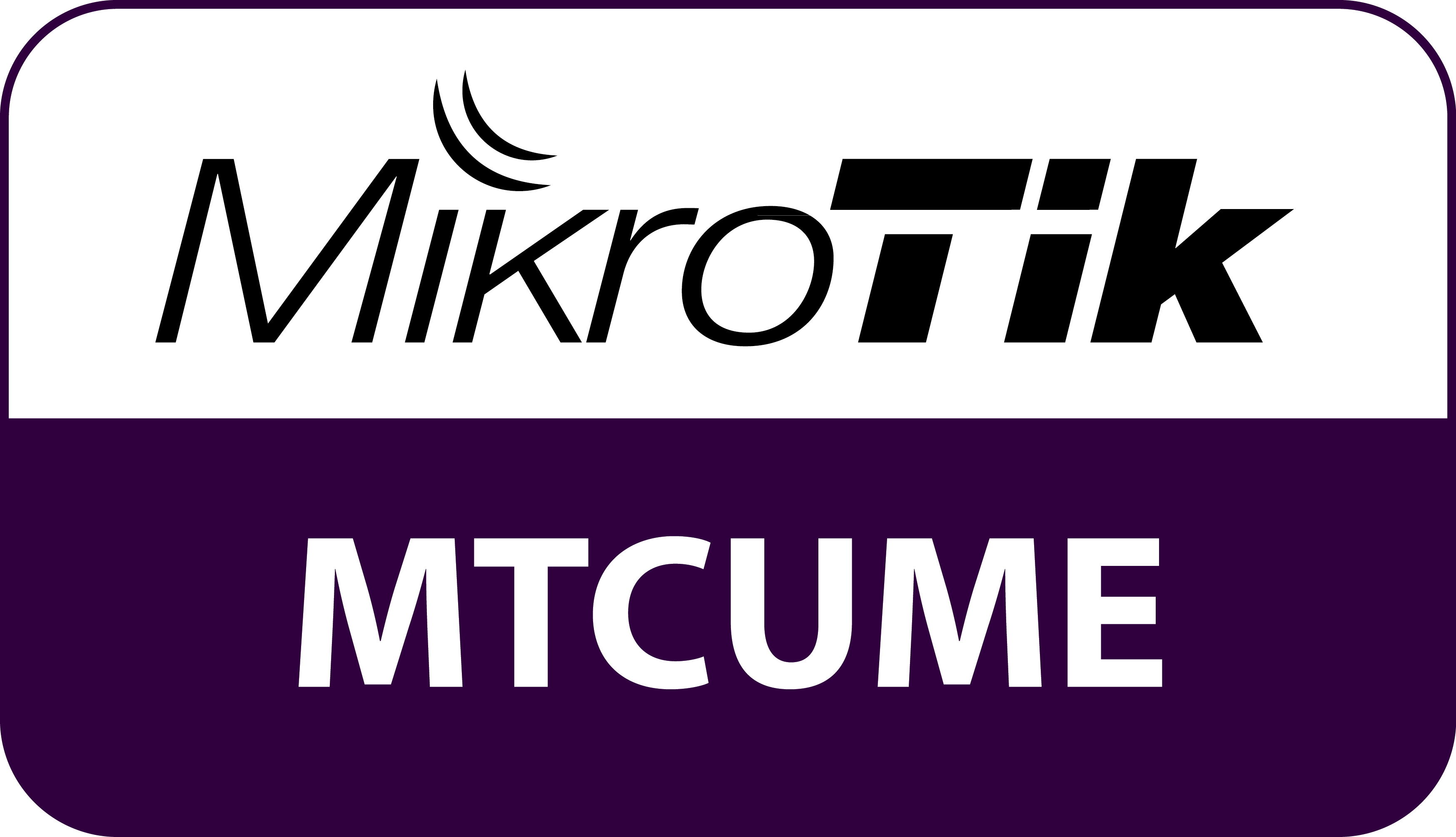 certifikace MTCUME - MikroTik Certified User Management Engineer